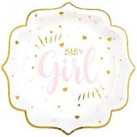 Thème anniversaire Baby Girl pour l'anniversaire de votre enfant