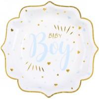 Thème anniversaire Baby Boy pour l'anniversaire de votre enfant