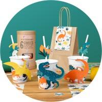 Thème anniversaire Dinosaures pour l'anniversaire de votre enfant