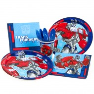 Boîte à fête Transformers