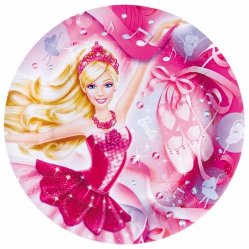 Maxi boîte à fête Barbie Ballerine