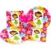 Bo�te invit� suppl�mentaire Princesse Aloha. n�1