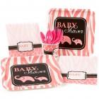 Maxi bo�te � f�te Baby Safari Pink
