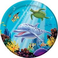 Thème anniversaire Ocean Party pour l'anniversaire de votre enfant