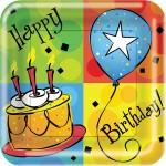 Thème anniversaire Happy Célébration pour l'anniversaire de votre enfant