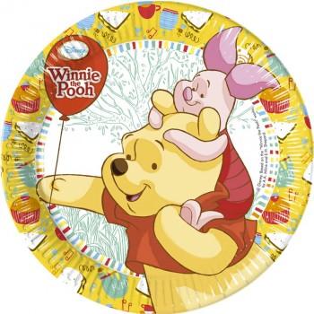 Maxi boîte à fête Winnie et ses amis