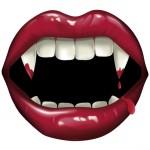 Thème anniversaire Bouche de Vampire pour l'anniversaire de votre enfant