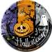 Grande bo�te � f�te Halloween Party. n�1