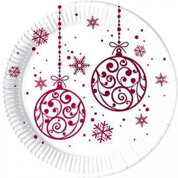 Boîte invité supplémentaire Christmas Balls