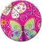Grande boîte à fête Papillon Fun images:#0