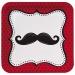 Boîte à fête Moustache Party. n°1