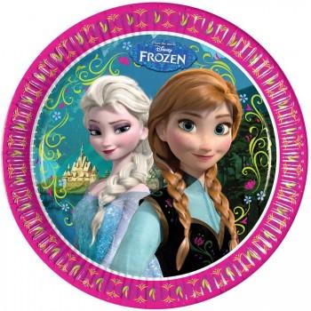 Grande boîte à fête La Reine des Neiges