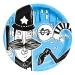 Grande boîte à fête Policiers et Voleurs. n°1