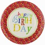 Thème anniversaire Happy Birthday Stars pour l'anniversaire de votre enfant