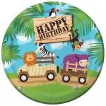 Thème anniversaire Safari Aventure pour l'anniversaire de votre enfant
