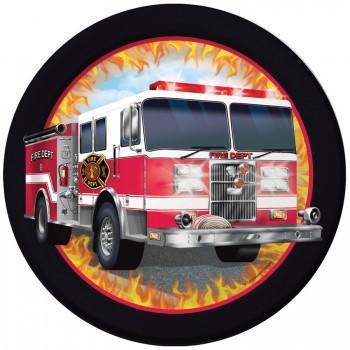 Boîte invité supplémentaire Pompier Rescousse