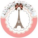Thème anniversaire Parisienne pour l'anniversaire de votre enfant
