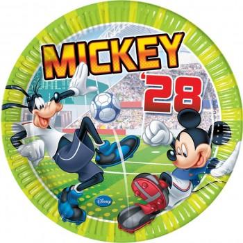 Grande bo te f te mickey goal pour l 39 anniversaire de votre enfant annikids - Mickey et plutot ...