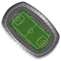 Thème anniversaire Stade de foot pour l'anniversaire de votre enfant