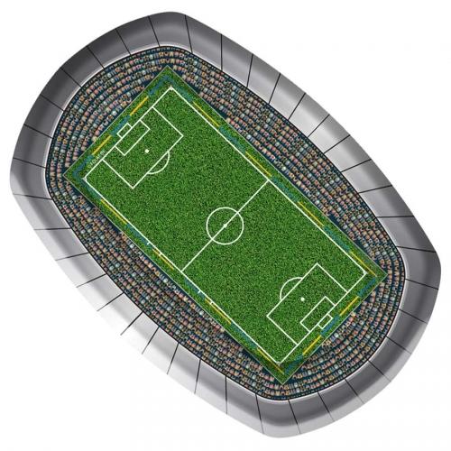 Grande boîte à fête Stade de foot