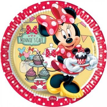 Boîte invité supplémentaire Minnie Café