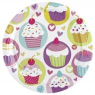Boîte à fête Sweet Cupcakes