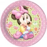 Thème anniversaire Minnie Baby pour l'anniversaire de votre enfant