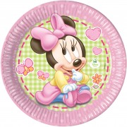 Boîte à fête Minnie Baby