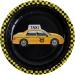 Bo�te � f�te Taxi New-York. n�1