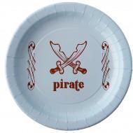 Boîte à fête Pirate Ciel