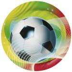 Thème anniversaire Foot Rio pour l'anniversaire de votre enfant