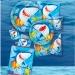 Bo�te invit� suppl�mentaire Requin et ses amis. n�2