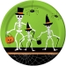 Grande Bo�te � f�te Dancing Squelettes. n�1
