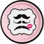 Moustache Kiss