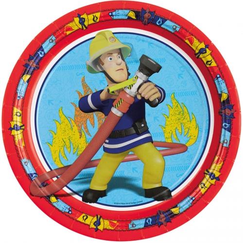 Maxi Boîte à Fête Sam le Pompier