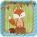 Boîte à fête Fox le Renard. n°1