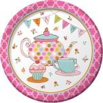 Thème anniversaire Tea time pour l'anniversaire de votre enfant