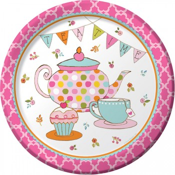 Maxi boîte à fête Tea Time