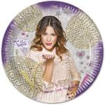 Thème anniversaire Violetta Passion pour l'anniversaire de votre enfant