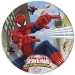 Maxi bo�te � f�te Spider-Man Web-Warriors. n�1