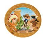 Thème anniversaire Indiens et Cowboys pour l'anniversaire de votre enfant
