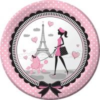 Thème anniversaire Paris Chic pour l'anniversaire de votre enfant