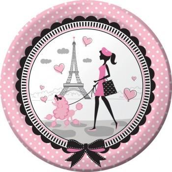 Maxi boîte à fête Paris Chic