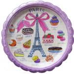 Thème anniversaire Paris Gourmand pour l'anniversaire de votre enfant