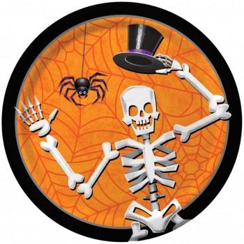 Boîte à Fête Squelette Fun