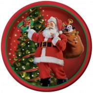 Boîte à Fête Père Noël et sa Hotte