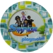 Boite invit� suppl�mentaire Super 4 Playmobil. n�1