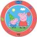 Bo�te invit� suppl�mentaire Peppa Pig Party. n�1