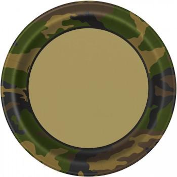 Grande Boîte à Fête Camouflage
