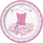 Thème anniversaire Pink Ballerine pour l'anniversaire de votre enfant